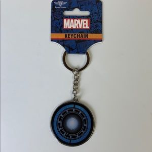 NEW WITH TAGS MARVEL KEYCHAIN